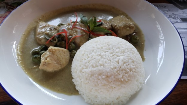 quanto custa viajar pra tailandia comida