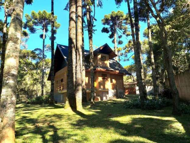 casas de temporada no interior de sp bosque das araucarias