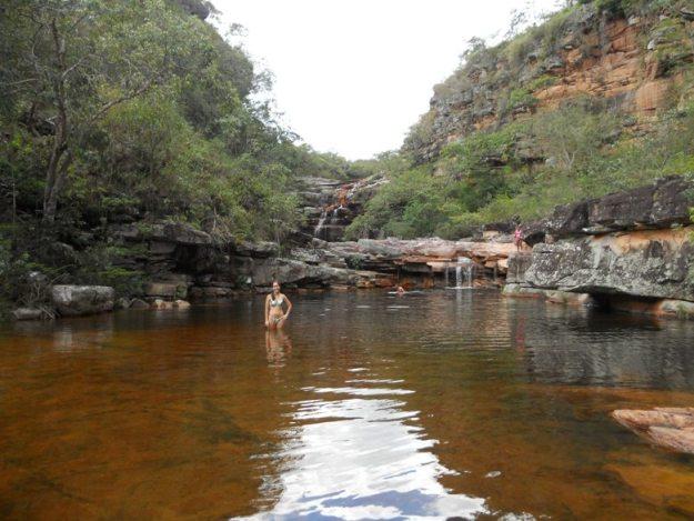 o que fazer em lencois piscina alto cachoeira mosquito