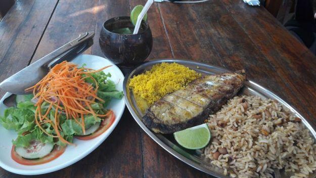 onde comer em jericoacoara restaurante vivendo do mar