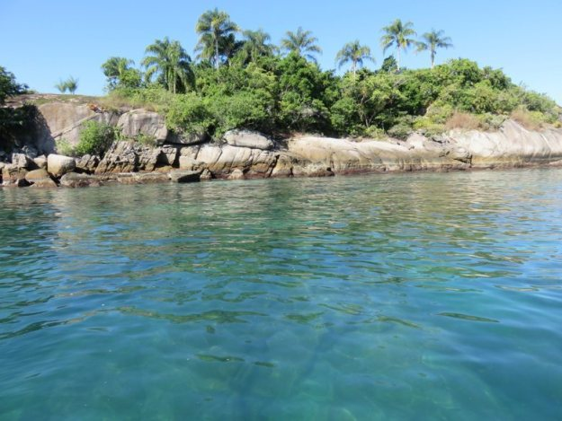praias de paraty ilha comprida