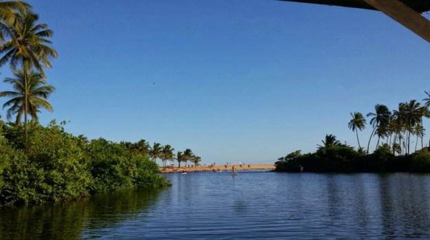 roteiro bahia rio praia imbassai