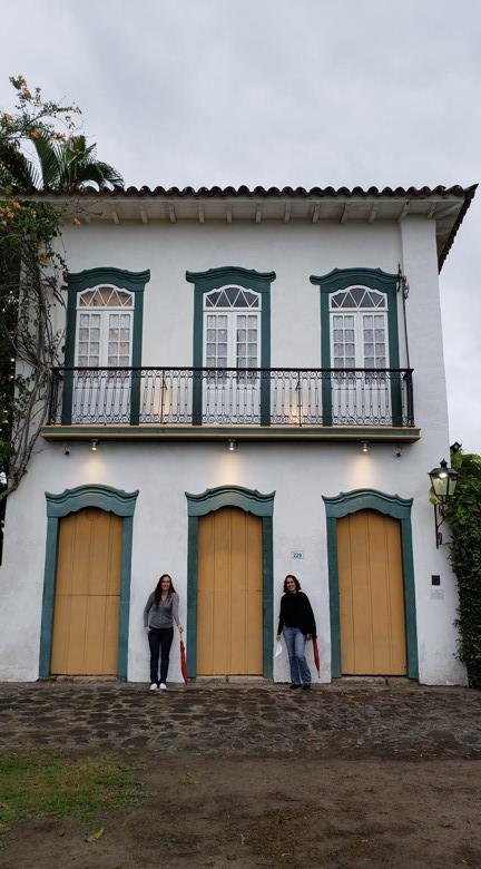 casa principe centro histórico de paraty