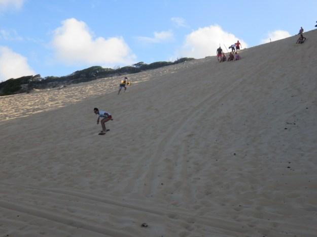 o que fazer em pipa sandboard dunas praia cacimbinhas