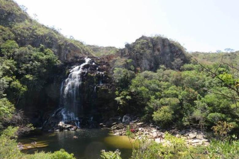 onde ficar na serra do cipó cachoeira do gavião