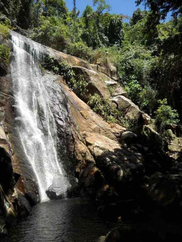 onde ficar em ilha grande cachoeira da feiticeira