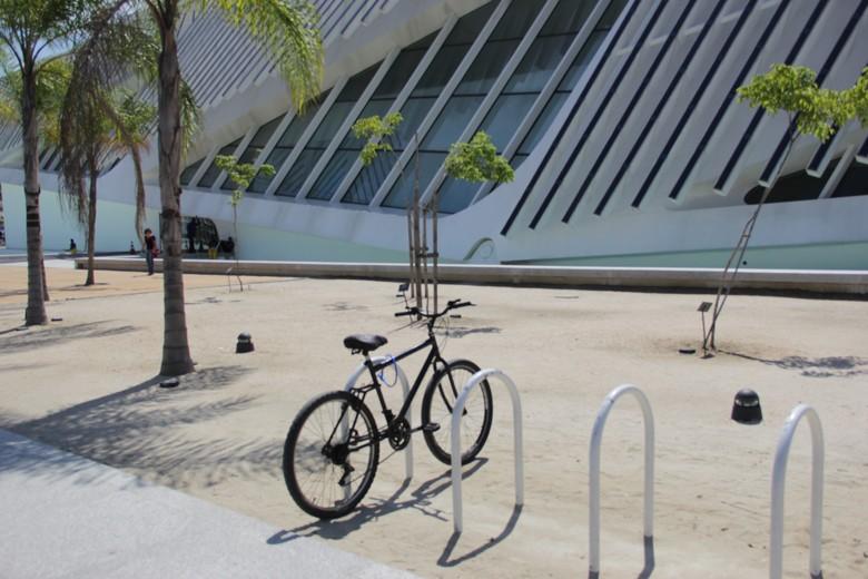 transportes no rio de janeiro bicicletario