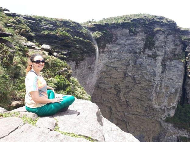 vale do capao cachoeira fumaça