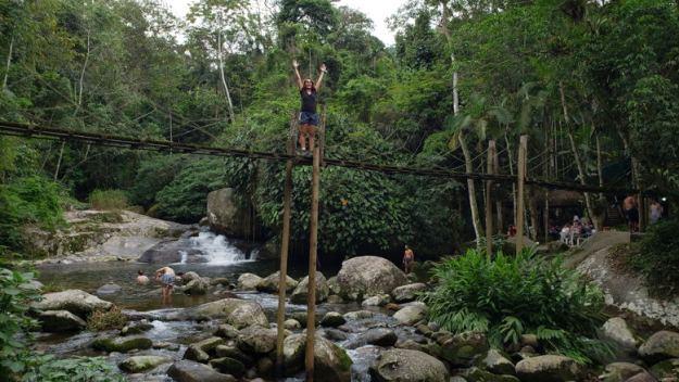 poço tarzan cachoeiras em paraty