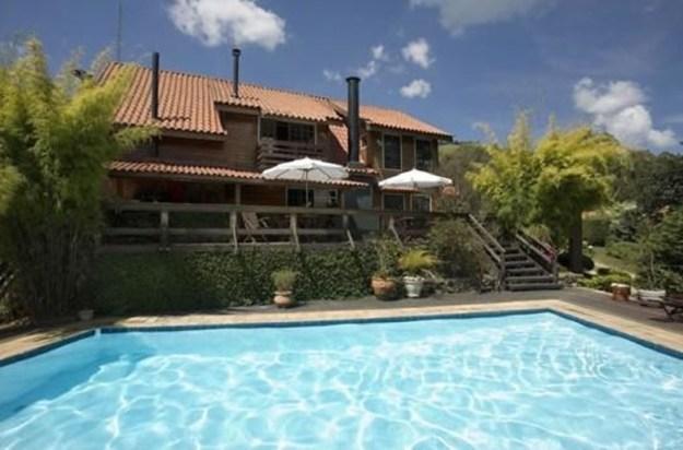 piscina hotel melhores pousadas em gonçalves