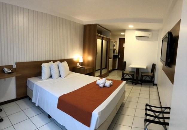 onde ficar em natal Milor Hotel