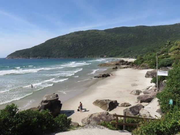 praia matadeiro melhores praias de santa catarina