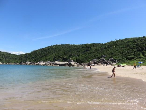 praia da tainha bombinhas melhores praias de santa catarina