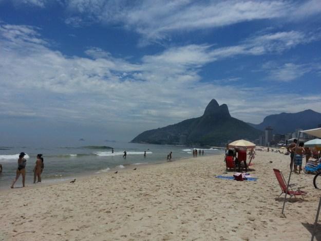 praia rio de janeiro lugares para viajar sozinha no brasil