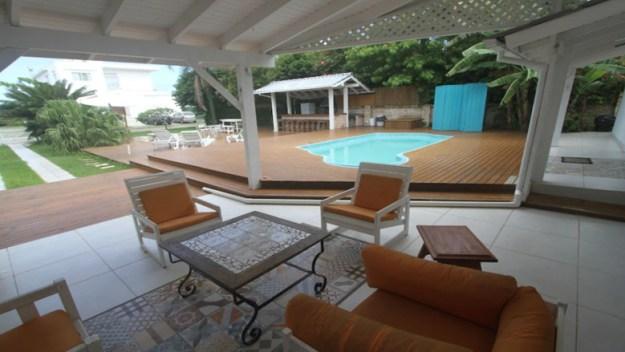 varanda externa casas para temporada em florianópolis