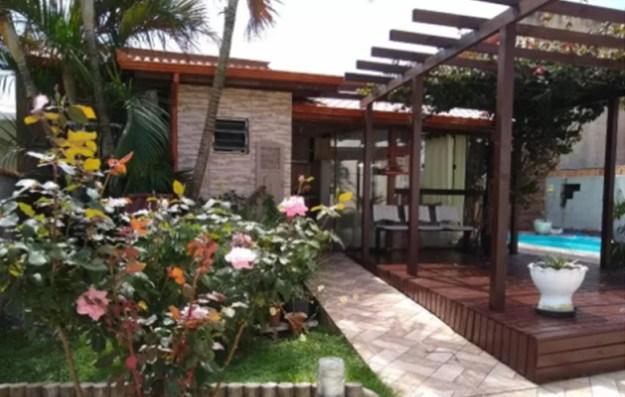 varanda casas para temporada em florianópolis