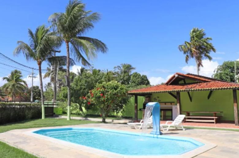 piscina casa coqueiral casas para temporada em porto de galinhas