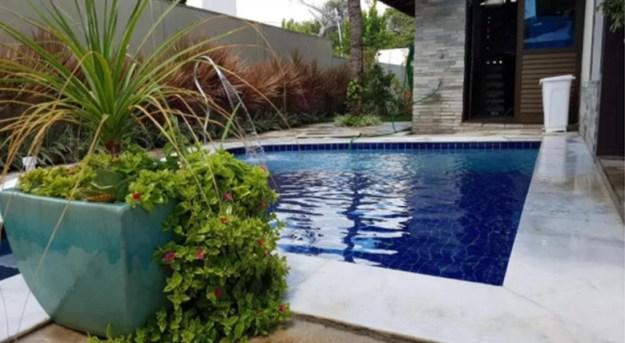 piscina planta casas para temporada em porto de galinhas