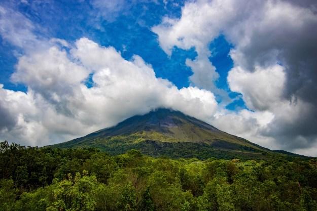 vulcão seguro viagem para costa rica