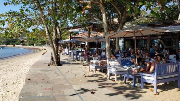 Porto da Barra Quanto custa viajar para Búzios