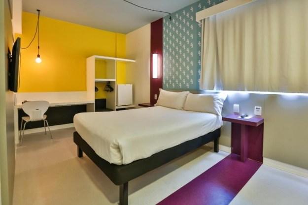 quart hotel nobile inn onde ficar em Belo Horizonte