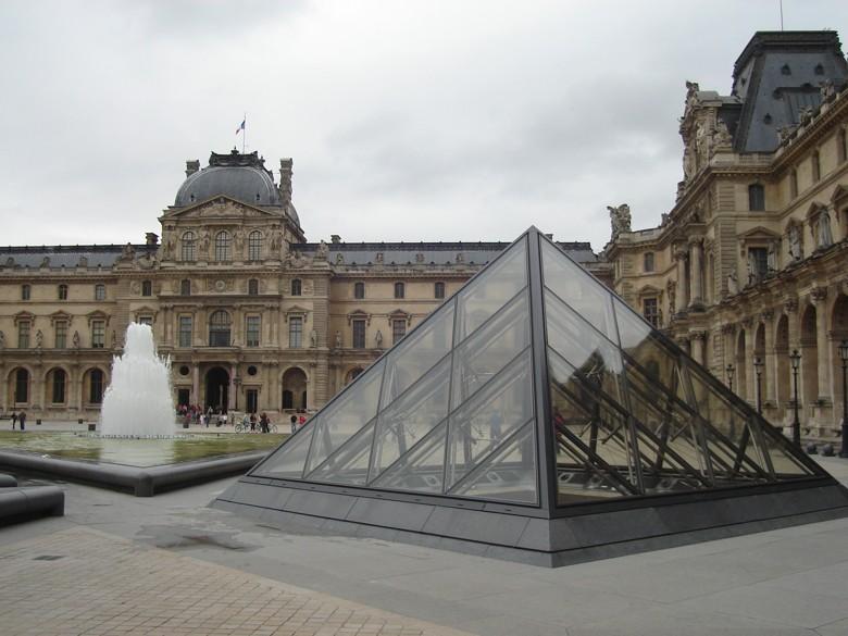 museu do louvre paris seguro viagem frança