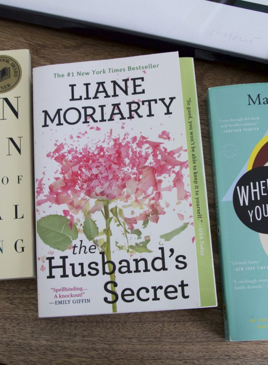 3 Books I've read recently