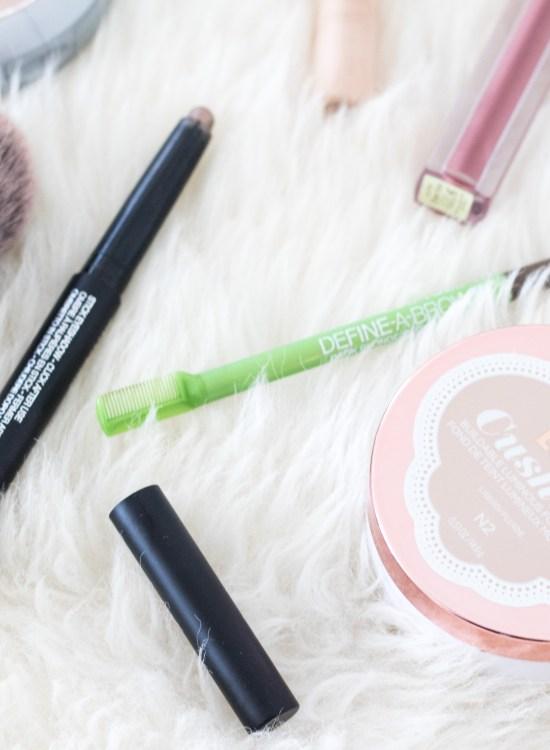 Easy Drugstore Makeup Tutorial