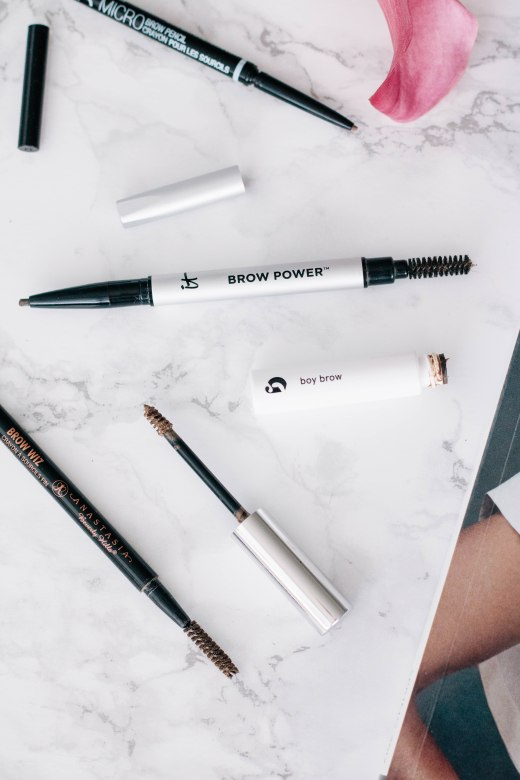 Tried And Tested Eyebrow Products - www.viciloves.com - @viciloves1