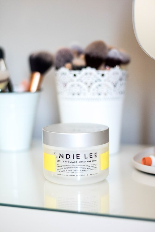 Indie Lee Coconut Citrus Scrub - www.viciloves.com - @viciloves1