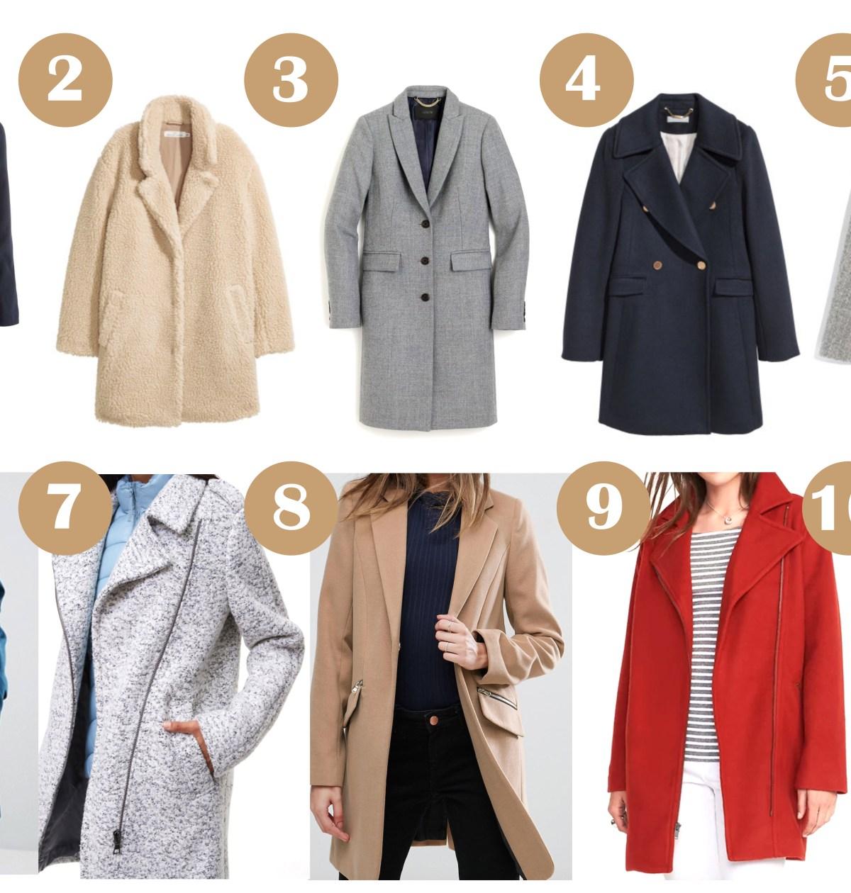 10 Fashionable & Warm Coats For Winter - www.viciloves.com - @viciloves1