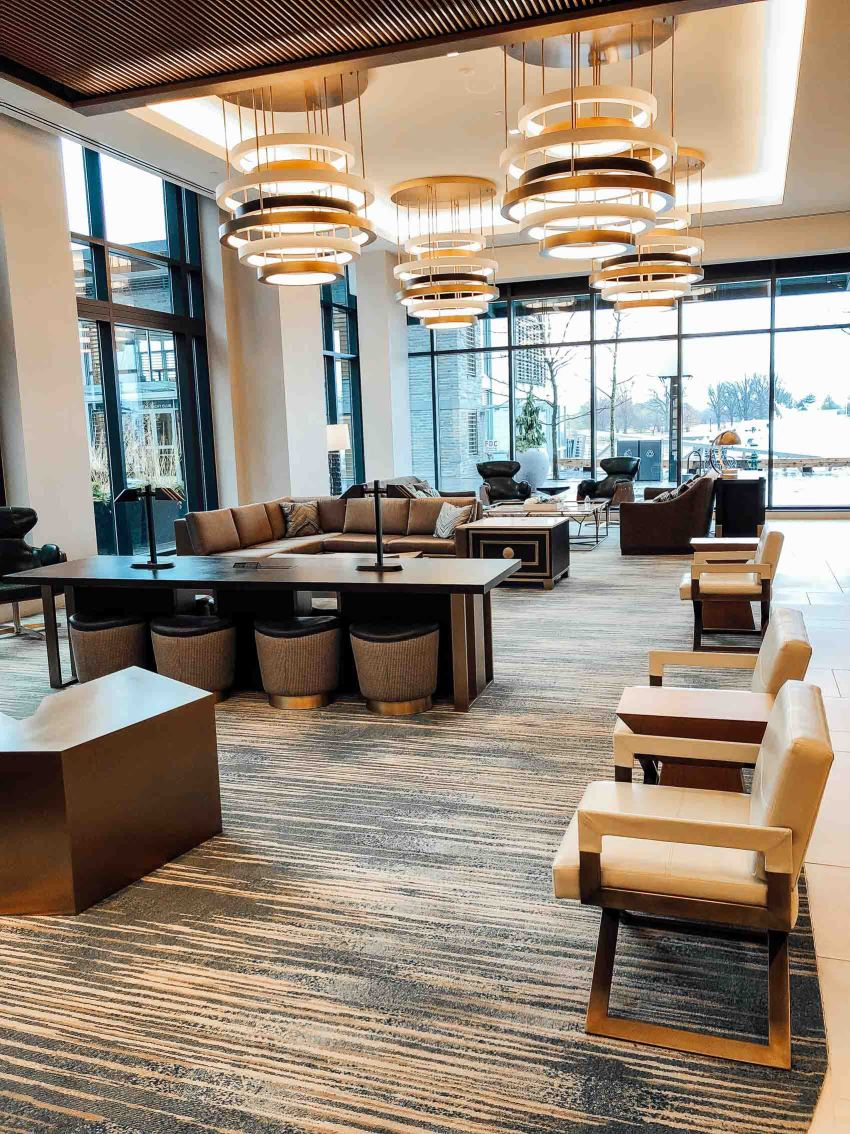 Intercontinental Wharf DC Review - www.viciloves.com - @viciloves1 | Intercontinental Wharf in DC featured by top US life and style blog, Viciloves