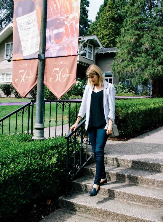 Visiting Chateau Ste Michelle Winery - www.viciloves.com - @viciloves1