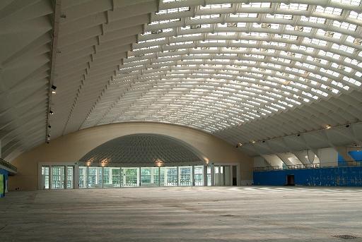 Palazzo della Moda e Torino Esposizioni – sottsass,Nervi,Morandi
