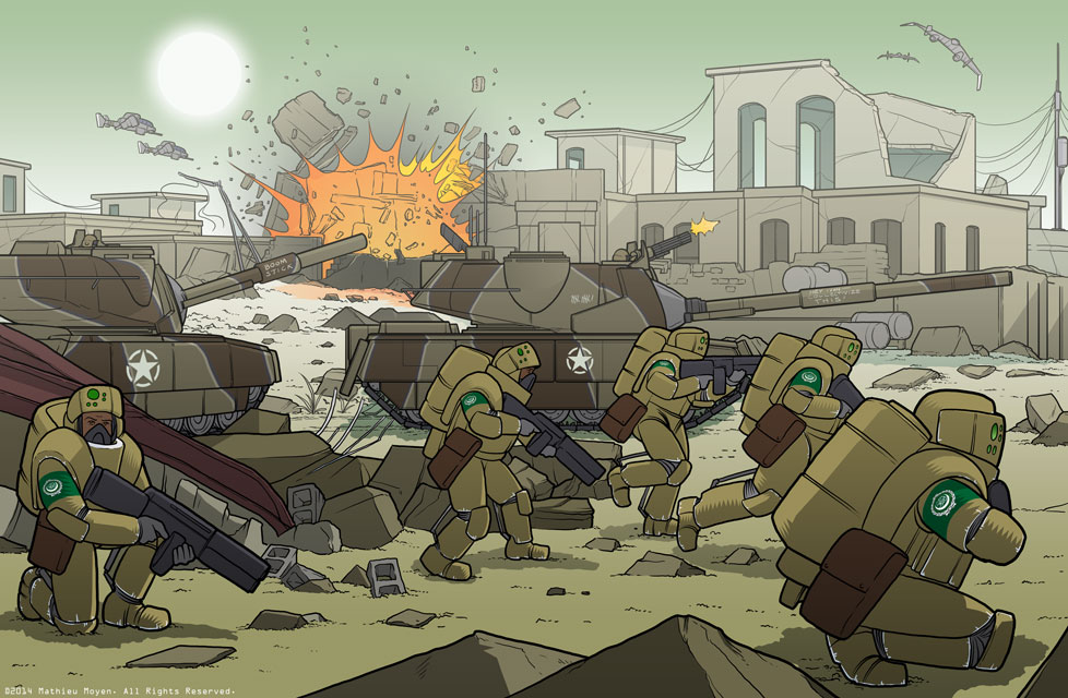 Battle of Mosul
