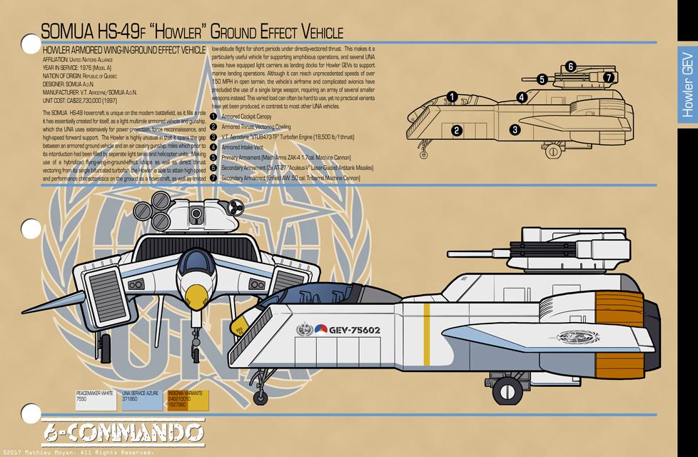 SOMUA HS-49f Howler
