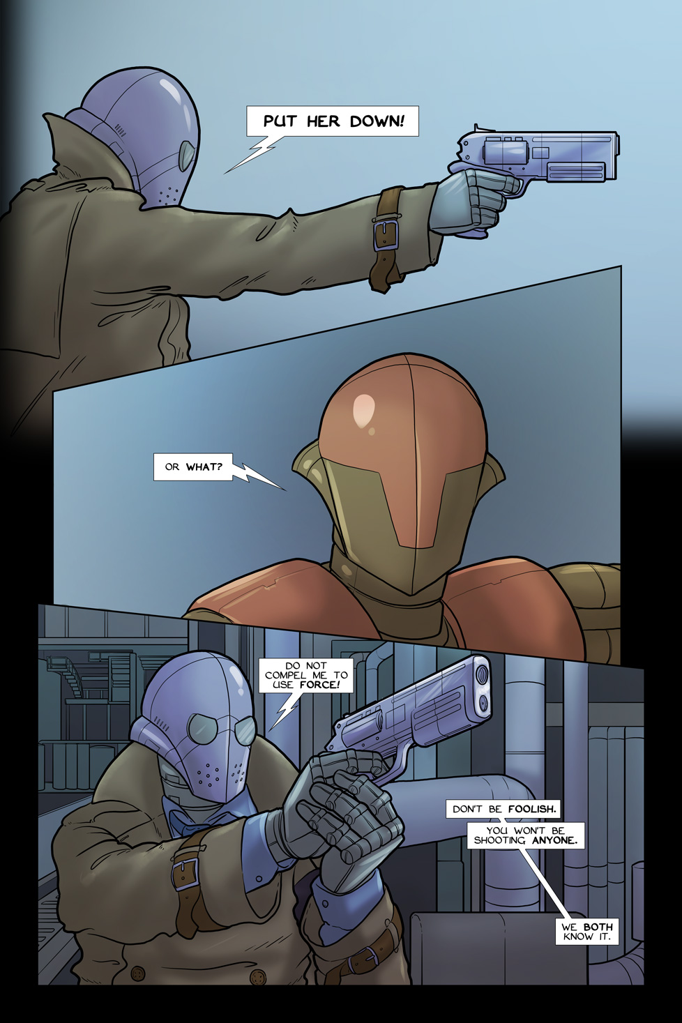 A Death at the Gates of Heaven – Page 13