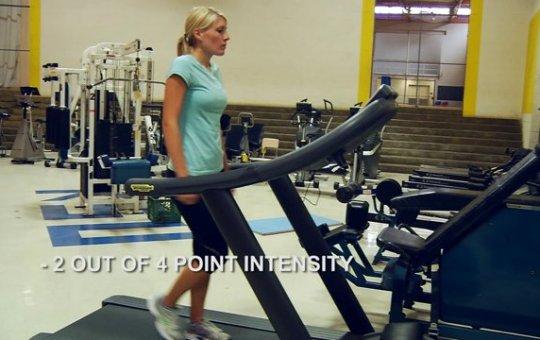 Peripheral artery disease (PAD): Weight-bearing exercises