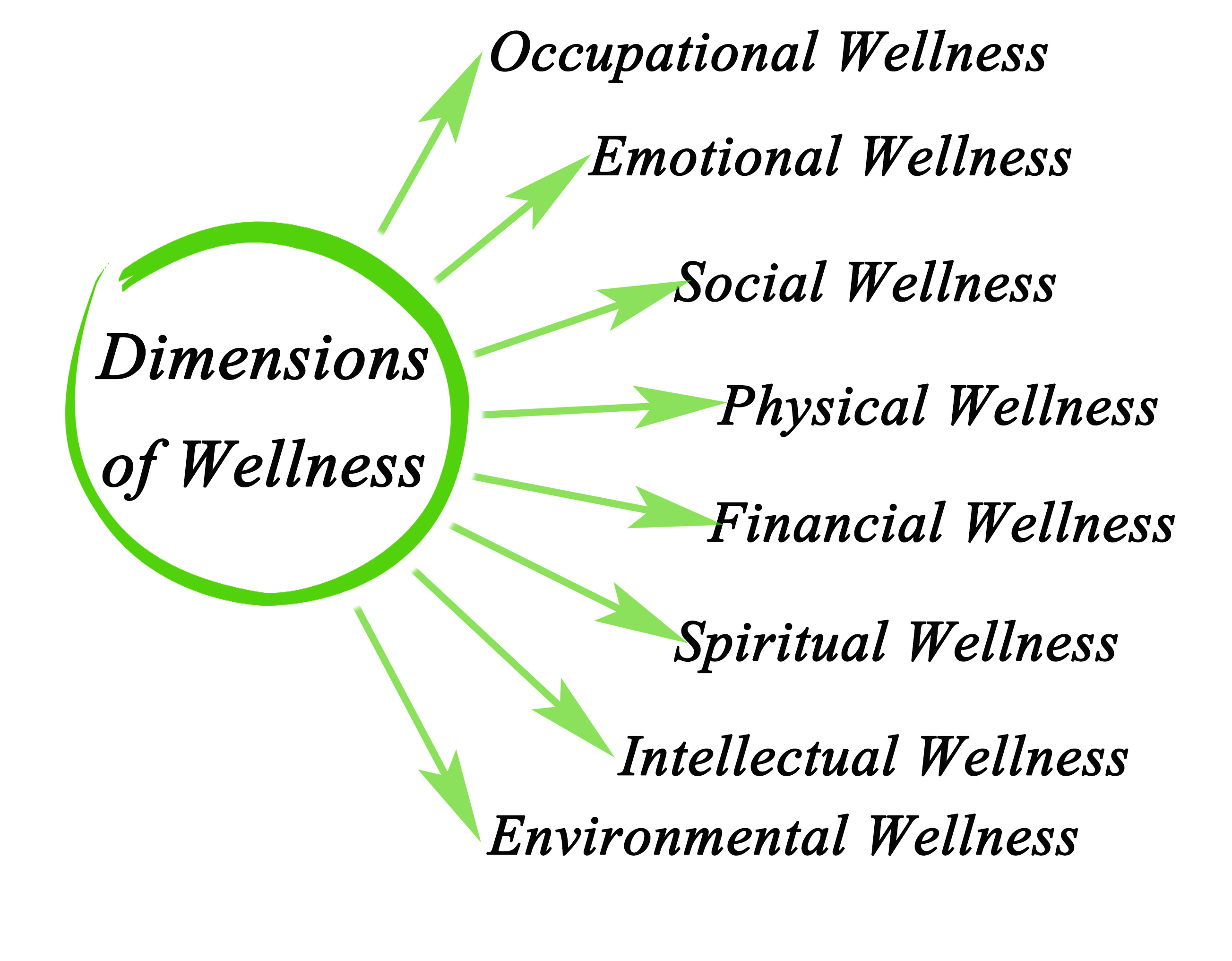 Embrace Wellness For Optimal Health The Eight Dimensions