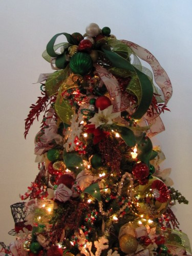 Christmas Tree Topper Inspiration From The Akron Tree