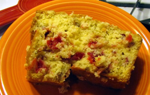 Gifts from the Kitchen - Cranberry Nut Bread