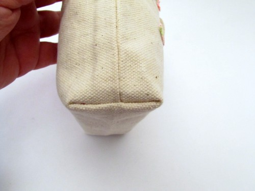 Handmade Gift Bags -Mini Canvas Tote Bags