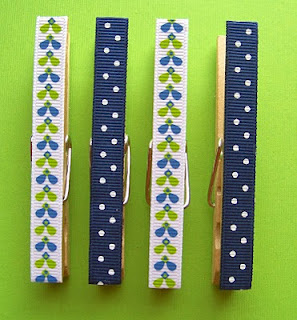 Fabulous Friday - 5 Crafts to Make with Clothes Pins