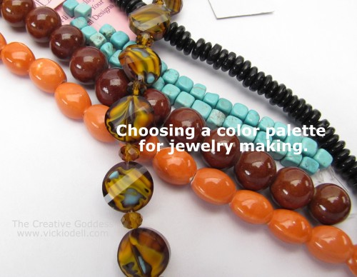 Jewelry Making: Tips for Choosing a Color Palette