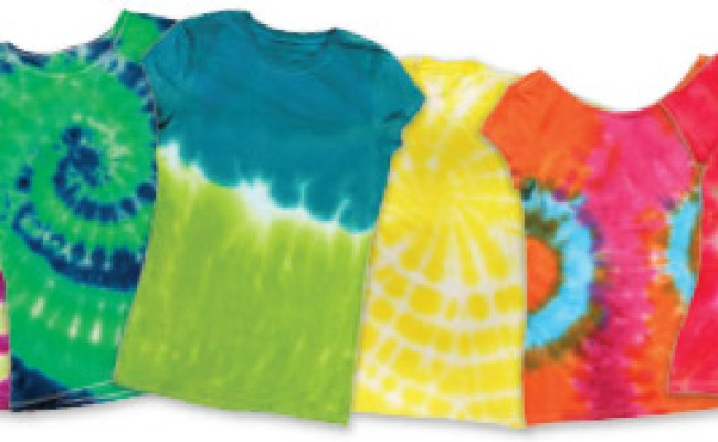 Tie Dye Your Summer Vicki O Dell