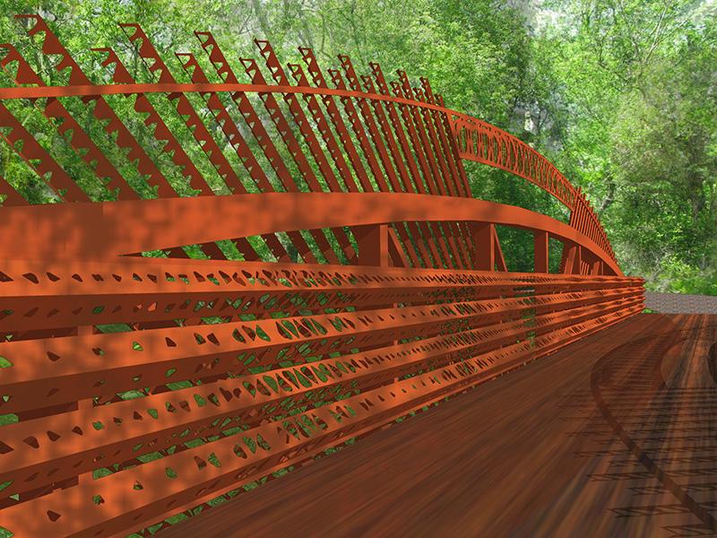 Truss Bridge Diagram Kinzie Street Bridge Leaf