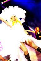 Gaga website Pride Ball