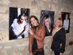 ONA-ON exhibition of celebrities by Milan M. Deutsch