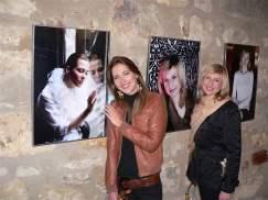 ONA-ON exhibition of celebrities by Milan M. Deutsch