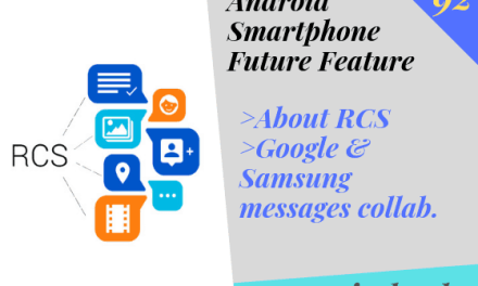 RCS – New upcoming feature in Android Smartphones